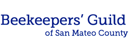 Beekeepers' Guild of San Mateo County Logo